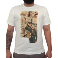 aa2a003c28 Adventure - Camiseta Clássica Masculina
