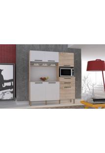 Cozinha Compacta Kit'S Paraná Montesa, 6 Portas, 2 Gavetas