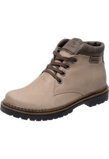 Bota Mega Boots 6018 Bege