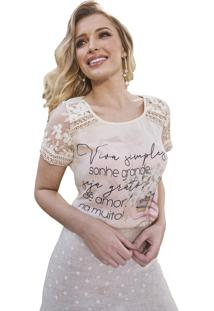 T-Shirt Fascinius Evelyn Nude