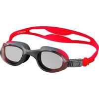fda52116f PoliHouse. Óculos De Natação Speedo Stream Vermelho Fume