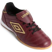 Chuteira Futsal Umbro Speciali Premier - Unissex 22f9dfefd7f89