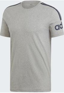 Camiseta Masculina Adidas Crew