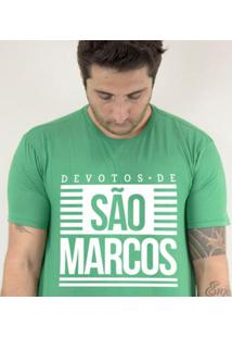 Camiseta Verdão Devotos Zé Carretilha Masculina - Masculino