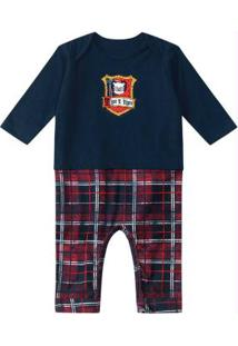 Pijama Tigor T. Tigre Azul