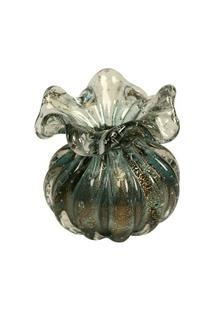 Vaso Decorativo De Murano Monza - Unissex