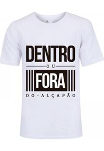 Camiseta Zé Carretilha Santos Alçapão Masculina - Masculino