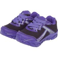 bb95141c207 Dafiti. Tênis Tricae Casual Jogging Flex Infantil Roxo