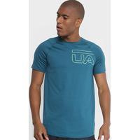 d236d8a3d4a36 Camiseta Under Armour Mk1 Graphic Masculina - Masculino