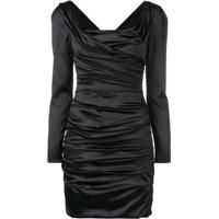 ff54a7bf29 Vestido Decote Quadrado Tubinho feminino
