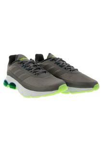 Tênis Adidas Masculino Quadcube Cinza
