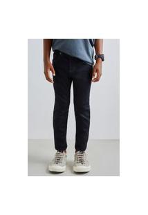 Calca Jeans Mini Pf Estique-Se +5562 Ron Reserva Mini Azul