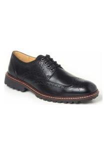 Sapato Social Derby Polo State - Masculino