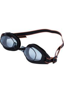 Óculos De Natação Speedo Freestyle 3.0 - Adulto - Preto/Cinza Esc