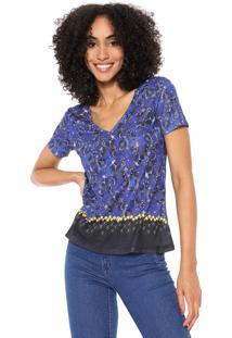 Camiseta Cantão Stars Azul