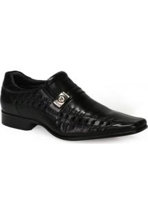Sapato Social Masculino Rafarillo Preto