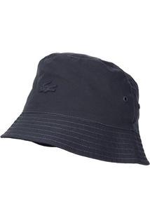 Chapéu Lacoste Sportswear - Masculino-Preto
