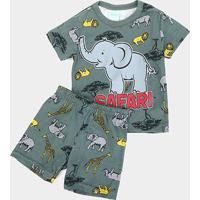 2ed54e3237c31a Pijama Para Menino Kyly infantil   Shoes4you