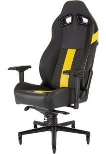Cadeira Gamer T2 Road Warrior Preta/Amarela Corsair Cf-9010010-Ww