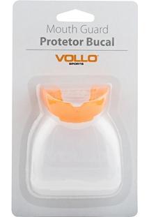 Protetor Bucal Vollo Com Estojo Vm502 - Preto - Unissex