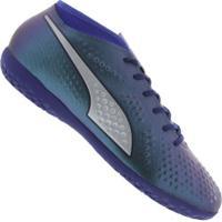 Centauro. Chuteira Futsal Puma One 4 Syn Ic - Adulto ... a37ba6ee7eb02