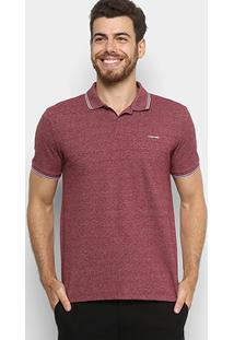 25294ddeb Camisa Polo Calvin Klein New York Masculina - Masculino