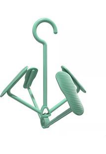 Mini Varal Para Calçado De Plástico Color 31X28Cm - 26343