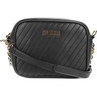 10d47f653 Bolsa Santa Lolla Mini Bag Transversal Feminina - Feminino-Preto