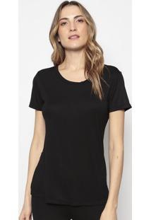 Camiseta Lisa- Preta- Hope Resorthope