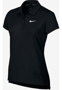 Camisa Polo Nike Court Pure Feminina