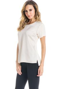 Camiseta Jeane Mg Curta