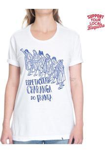 Bloco Charanga Do França - 2019 - Camiseta Basicona Unissex