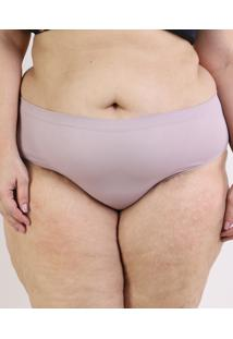 Calcinha Trifil Plus Size Modeladora Bege