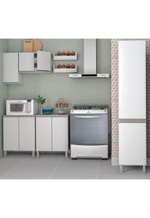 Cozinha Compacta Bkc 03-06 - Brv - Branco