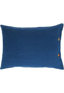Porta Travesseiro Buddemeyer Essence Azul