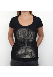 End - Camiseta Clássica Feminina