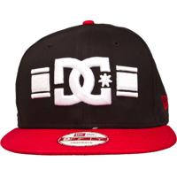 c4ba576fe1332 Boné Dc Shoes Rd Icon Snapback Preto