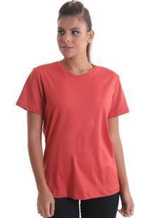 Camiseta Fresh Nossas Cores Laranja Praaiah