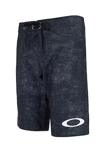 Bermuda Oakley Basic Boardshorts - Masculina - Preto