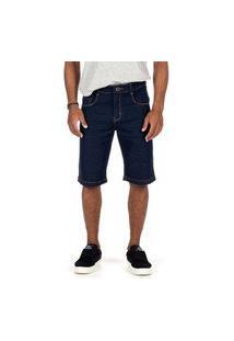 Bermuda Masculina Walk Jeans Mormaii Azul