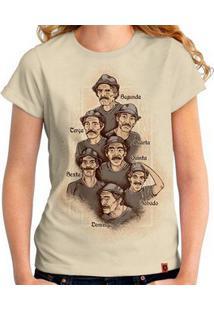 Camiseta Madruga-Feira