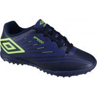30fbad083c4ee Chuteira Para Meninos Azul Umbro | Shoes4you