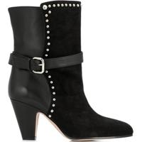 1d8d0a7d Ankle Boot Couro Valentino feminina   Shoes4you