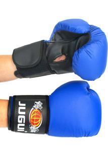 63659adfe Luva Boxe Muay Thai Kickboxing Combate Importado Jugui - 14Oz - Unissex