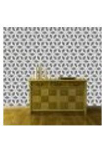 Papel De Parede Adesivo - Geométrico - Abstrato - A65Ppa