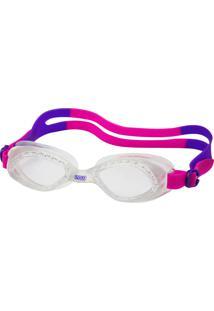 Óculos Natação Legend Transparente Cristal Tamanho Único Speedo