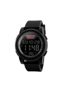 Relógio Skmei Digital -1218- Preto
