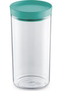 Porta Condimentos Plus Verde-Água 1,9 L