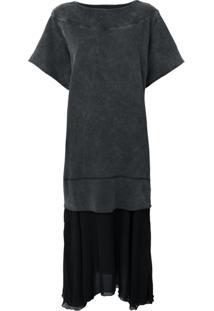Diesel Vestido 'D-Longet' - Grey