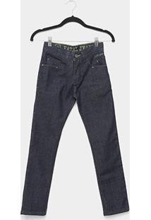 Calça Jeans Juvenil Fatal Masculina - Masculino